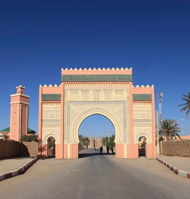 La dinastía alauí nació en Rissani en Marruecos