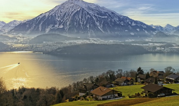 . Viaje a Suiza con PANGEA The Travel Store