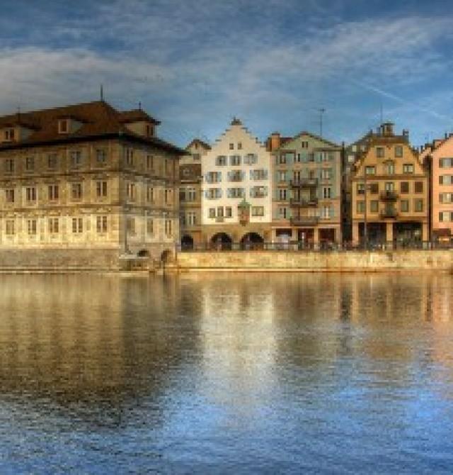 Zurich - Ciudad de origen
