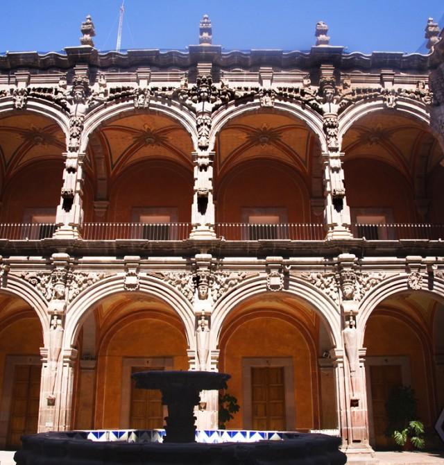 San Miguel de Allende - Querétaro - Ciudad de México