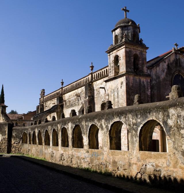 Santuarios e iglesias