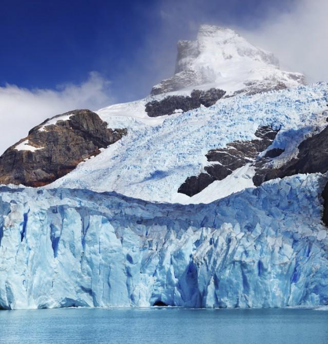 Glaciar Upsala, La Patagonia