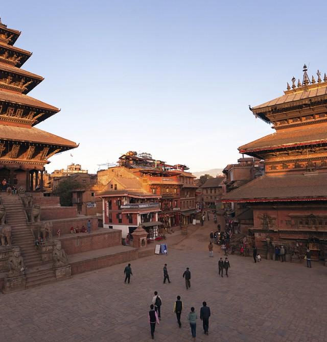 Katmandu - Ciudad de origen en Nepal