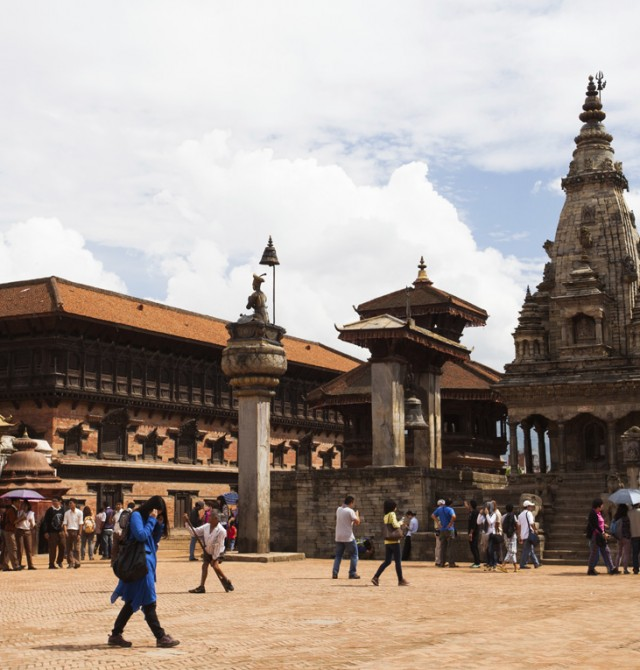 Día 1 Katmandú en Nepal