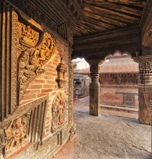 Kathmandu en Nepal