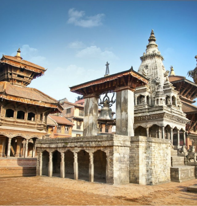 Bhaktapur en Nepal