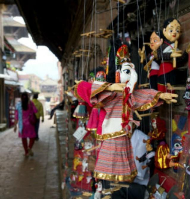 Katmandú en Nepal