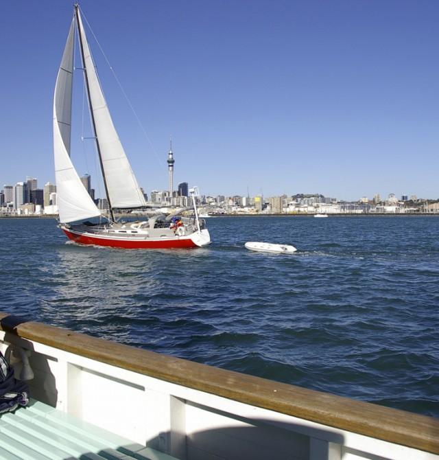 La navegación como obsesión nacional en Nueva Zelanda