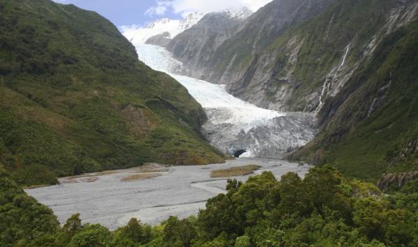 Glaciar Franz Joseph. Viaje a Nueva Zelanda con PANGEA The Travel Store