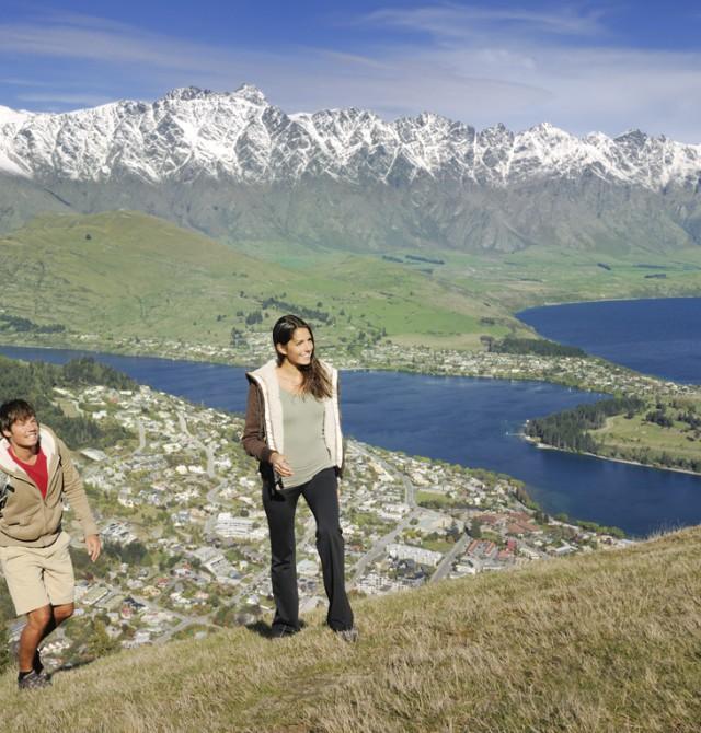 Rotorua - Queenstown en Nueva Zelanda