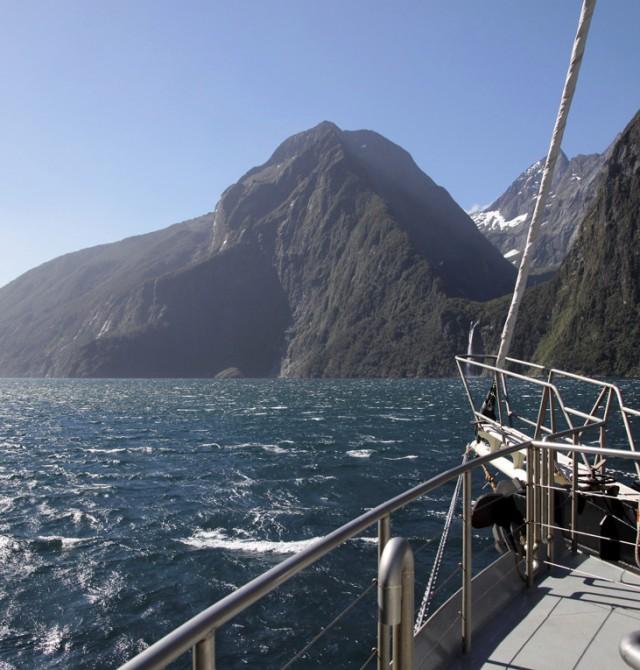 Cruceros panorámicos por los fiordos