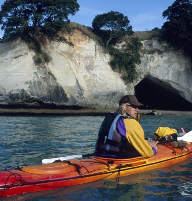 Cavernas y arcos que parecen de otro mundo en Nueva Zelanda