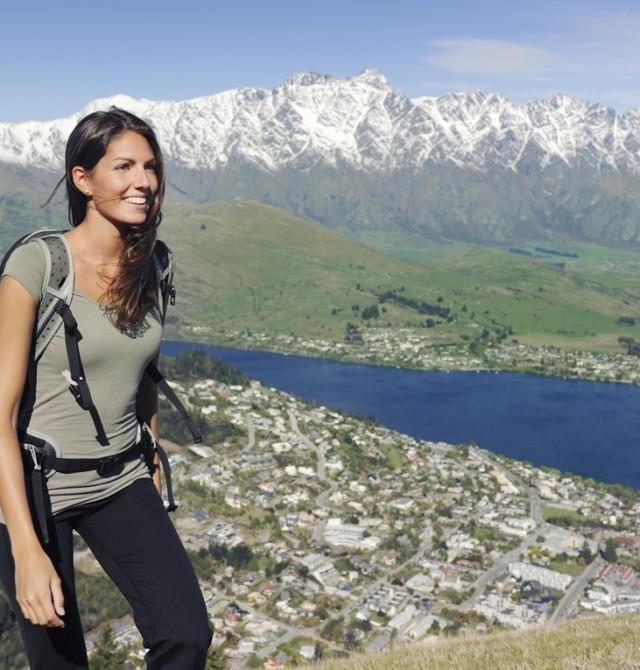 Un paraíso para los deportes de aventura en Nueva Zelanda