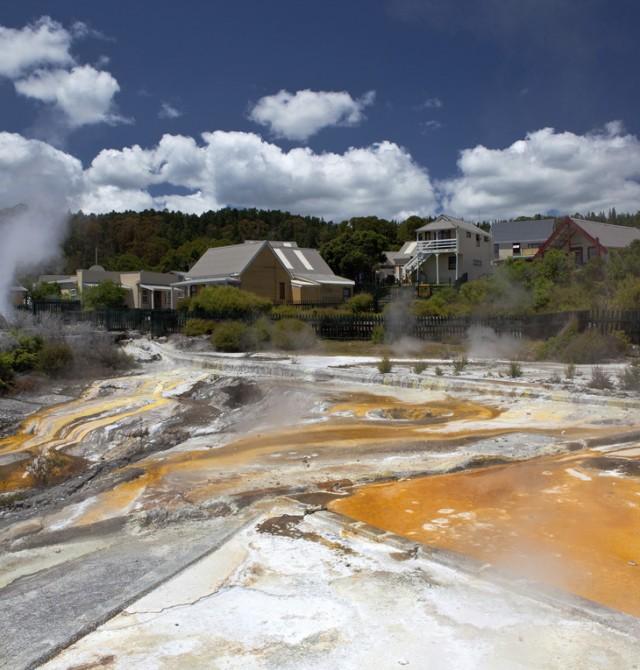 Coromandel Peninsula - Rotorua  en Nueva Zelanda