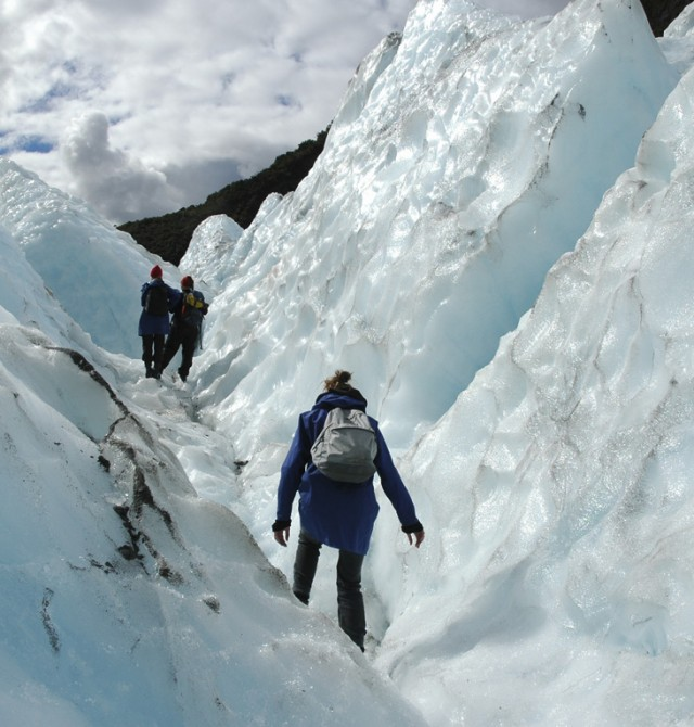 Nelson - Glacier Region  en Nueva Zelanda