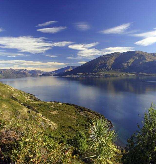 Glacier Region - Wanaka en Nueva Zelanda