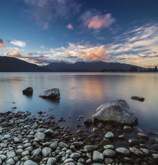 Queenstown - Te Anau en Nueva Zelanda