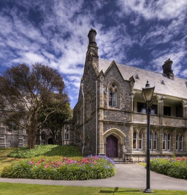Dunedin - Christchurch  en Nueva Zelanda