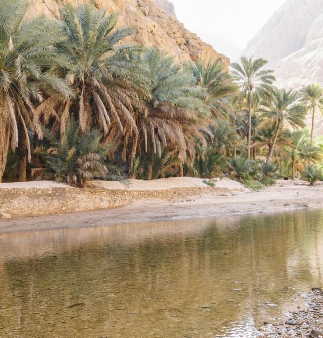 El colorido de Omán