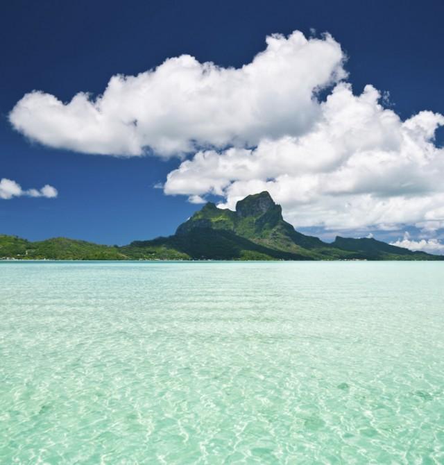 Moorea - Bora Bora  en Polinesia