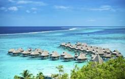 Vacaciones de ensueño en un resort de lujo en Polinesia