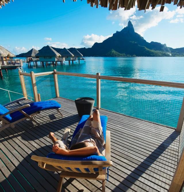 Bora Bora Le Meridien en Polinesia