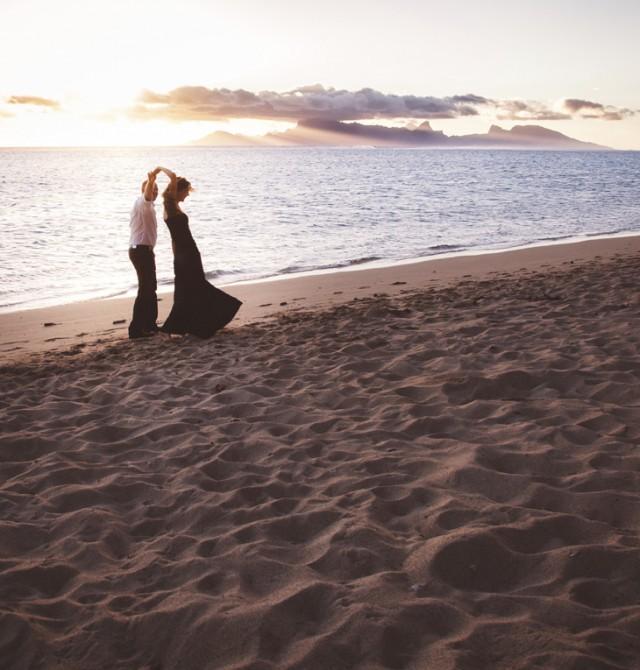 Enamorados, éste es vuestro paraíso en Polinesia