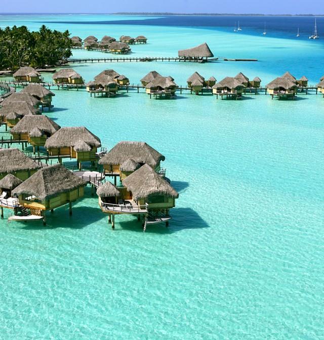 Tahiti - Moorea en Polinesia