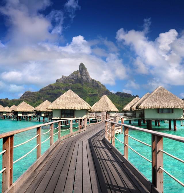 Vuelta a casa en Polinesia