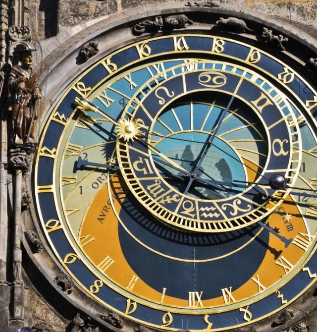 Reloj Astronómico de Praga en Republica Checa y Alemania