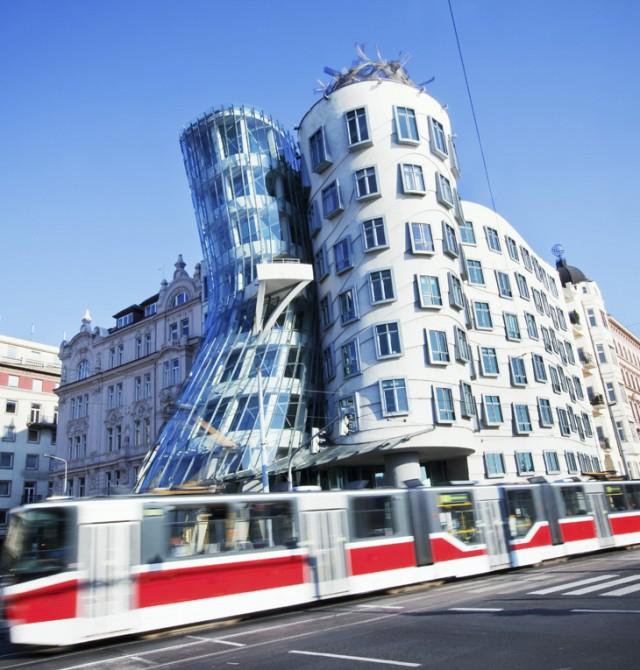 El París de Chequia en Republica Checa y Alemania