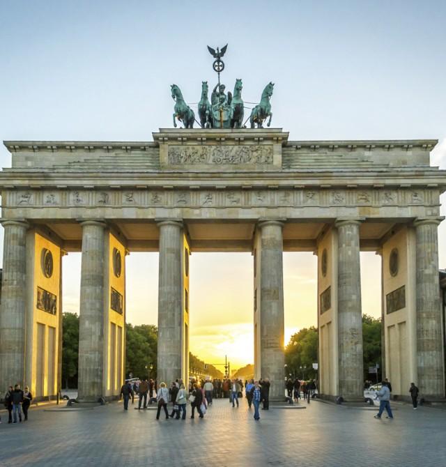 Gemelas de acero en Republica Checa y Alemania