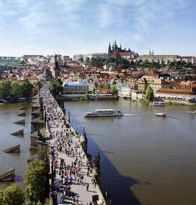 Praga en Republica Checa y Alemania