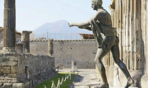 Ruinas de Pompeya. Viaje a Italia con PANGEA The Travel Store