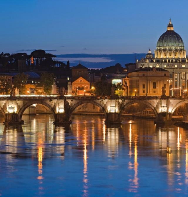 La ciudad eterna en Italia