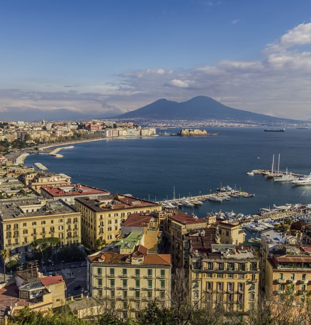 Nápoles  en Italia