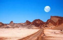 Salar de Atacama en Chile