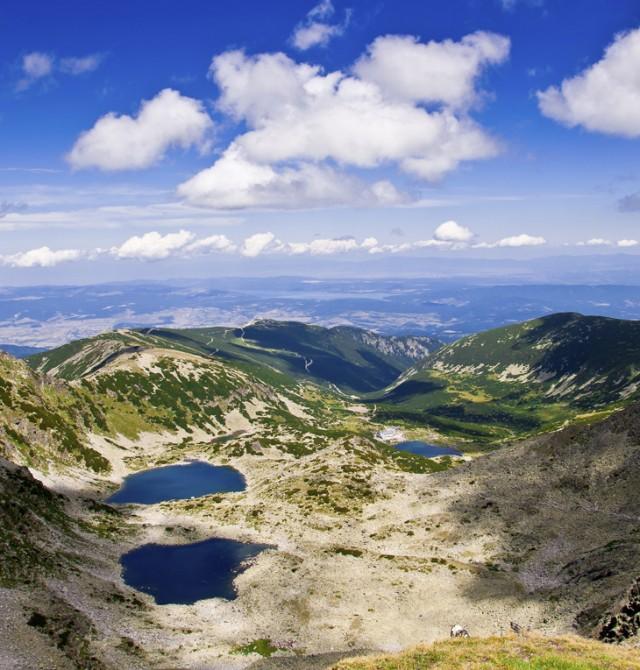 Los lagos Musalenski