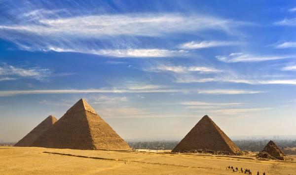 Las Pirámides de Guiza. Viaje a Egipto con PANGEA The Travel Store