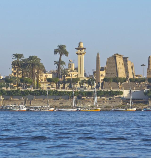Luxor - Asuán  - CRUCERO POR EL NILO -