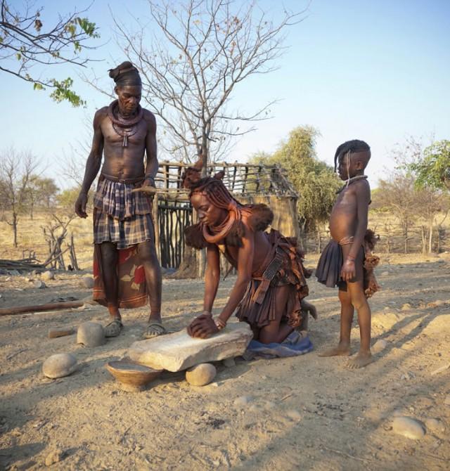 Tribus de Namibia