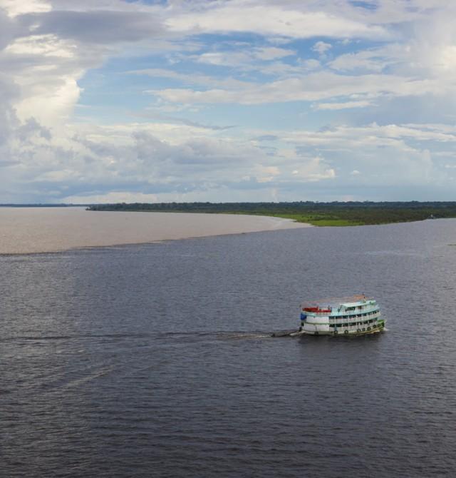 Expedición al  Amazonas (Opción Barco)
