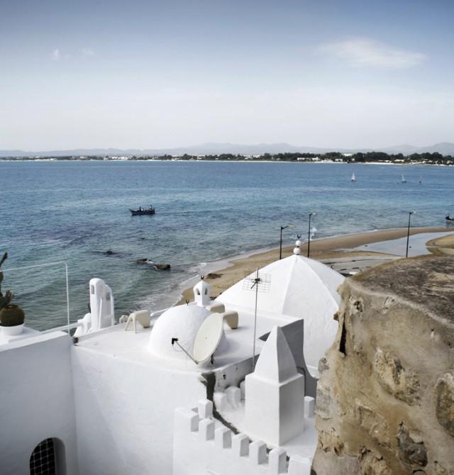 La costa tunecina