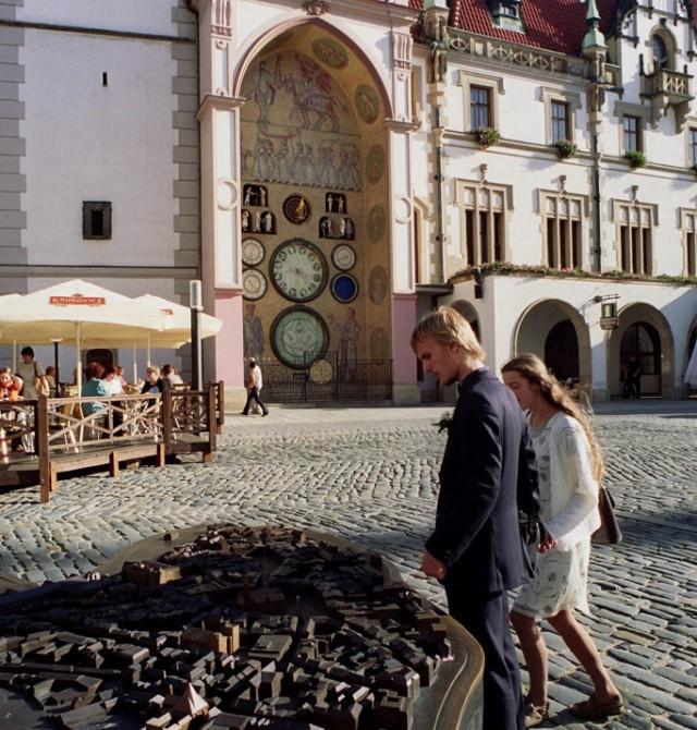 Ceske Budejovice - Brno - Olomouc (290km)
