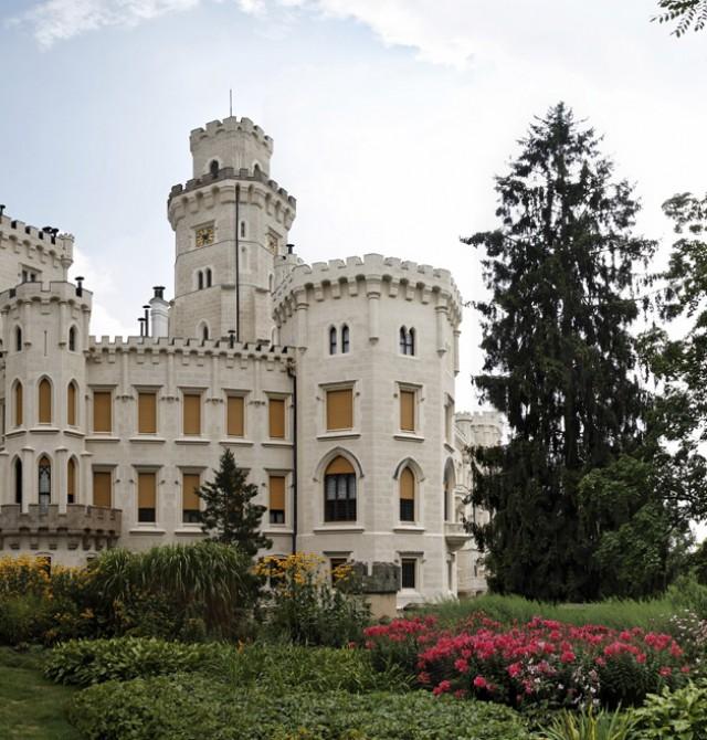 Castillo Hluboka