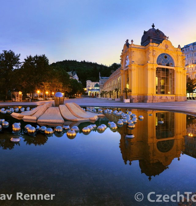 Praga - Karlovy Vary - Marianzke Lazne