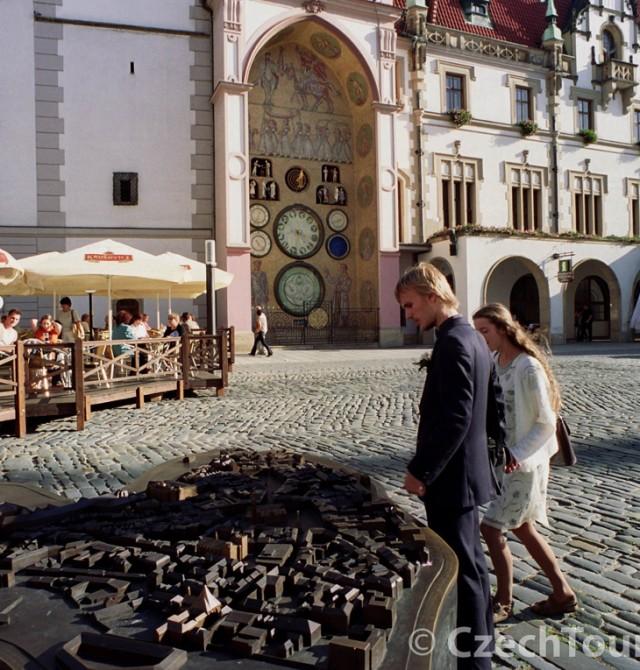 Ceske Budejovice - Brno - Olomouc