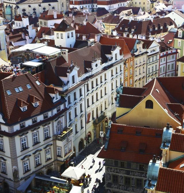 Olomuc - Praga