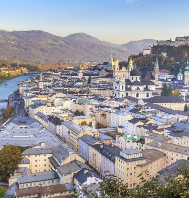 Salzburgo, de cuento en Austria