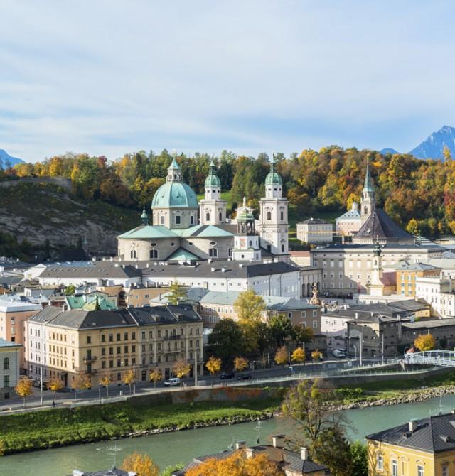 La pequeña recoleta en Austria